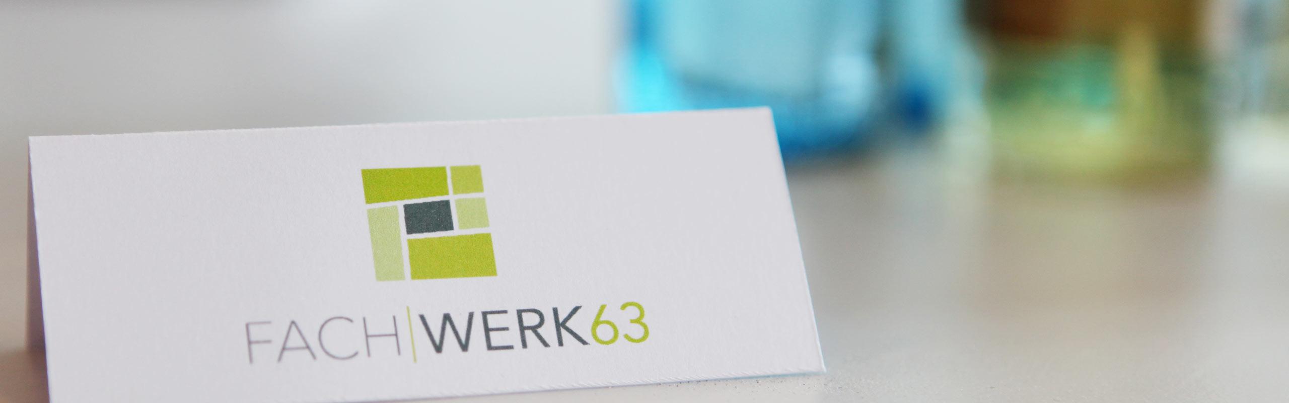 Seminarhaus Fachwerk63 Logo