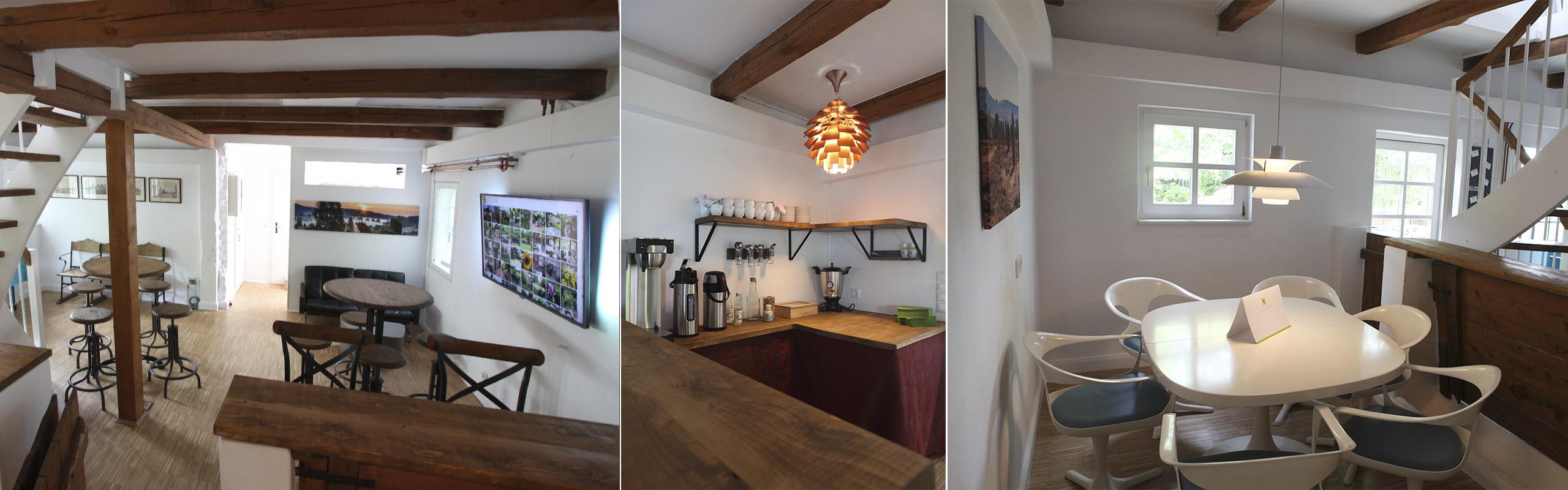 Seminarhaus Fachwerk63 Lounge