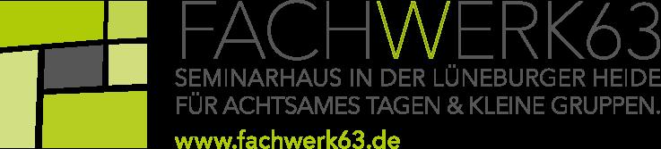 Seminarhaus Fachwerk63 Lüneburger Heide Logo